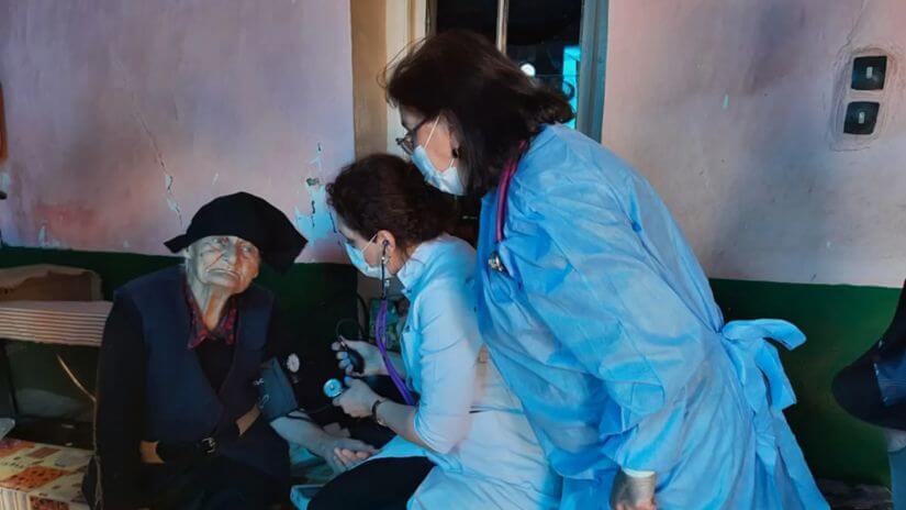 ხადის ხეობის მოსახლეობას უფასო სამედიცინო პროფილაქტიკური შემოწმება ჩაუტარდა